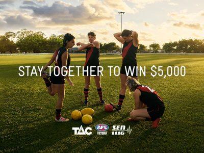 AFL Vic prize